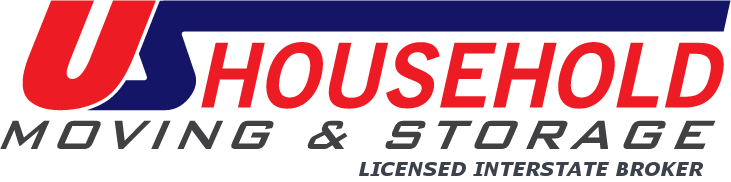 US Household Moving And Storage Logo