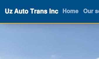 UZ Auto Trans INC Logo