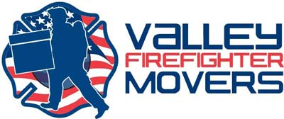 Valley Firefighter Movers Logo