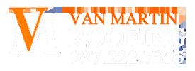Van Martin Roofing Logo