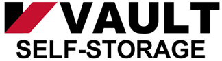 Vault Self Storage Logo