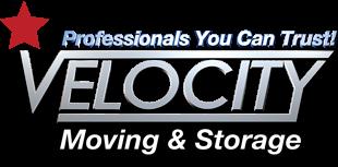 Velocity Moving And Storage Logo
