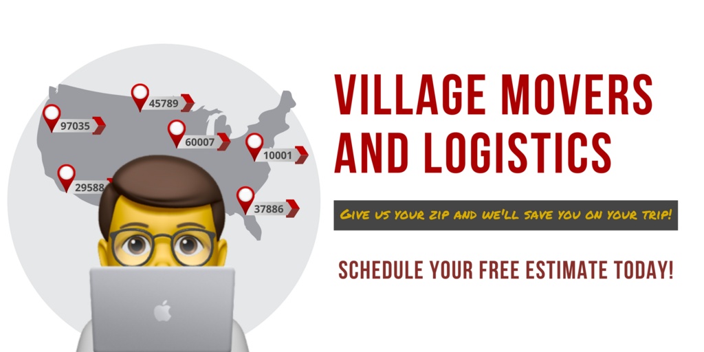 Village Movers and Storage Logo