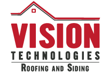 Vision Technologies Roofing and Siding Logo