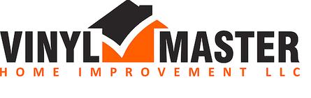 Vinyl Master Home Improvement Logo
