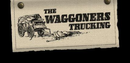 Waggoners Trucking Logo