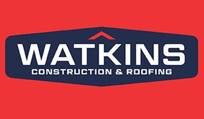 Watkins Construction & Roofing Logo