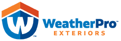 WeatherPro Exteriors Logo