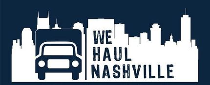 We Haul Nashville Logo