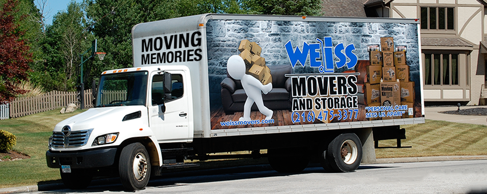 J & R Moving & Storage, Inc. Logo