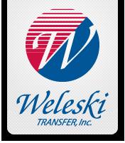 Weleski Transfer of Cleveland, Inc. Logo
