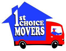 1st Choice Movers - Movers Jacksonville Logo