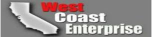 West Coast Enterprise LLC Logo