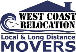West Coast Relocation Moving Logo