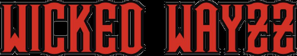 Wicked Wayzz Transportation Logo