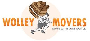 Wolley Movers Chicago Logo