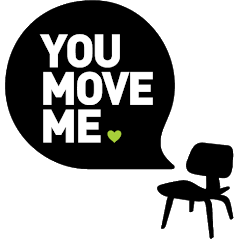 You Move Me Los Angeles Logo