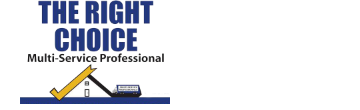 The Right Choice Pros - Multi-Service Logo