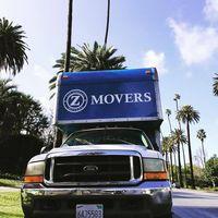 Z Movers Moving Company Logo